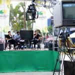 Escenario de Sulavision en la ExpoFeria 2010 (Expocentro)